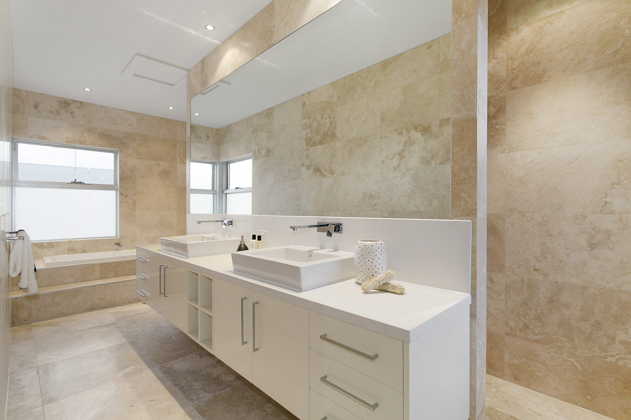 Is Travertine Tile Good For Kitchens