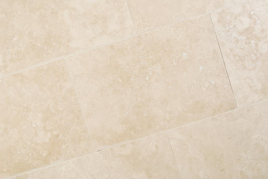 Ivory Travertine Tiles Honed Filled Wall And Floor Tiles We
