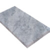 Pearl Grey Limestone tumbled edge pool coping tiles