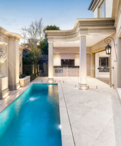 Cheap tiles travertine stone pavers in Melbourne