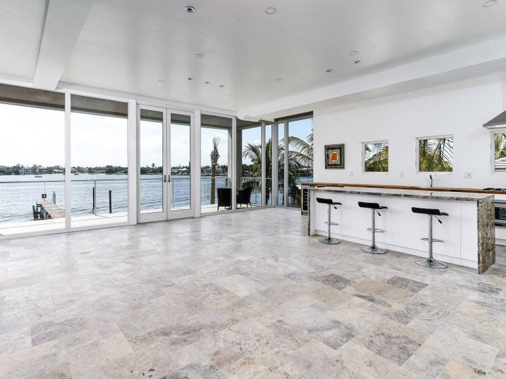 Ivory travertine tiles honed filled wall and floor tiles we travertine floor tiles dailygadgetfo Choice Image
