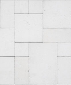 CAPRI WHITE LIMESTONE FRENCH PATTERN