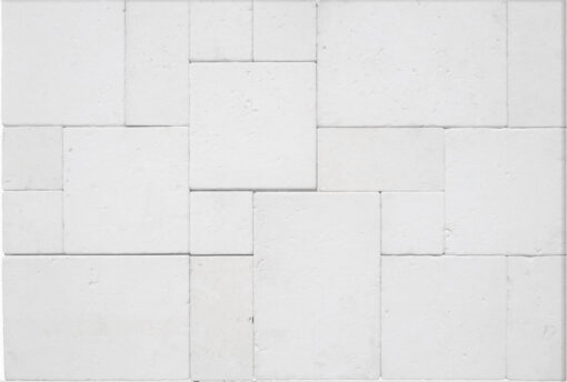 CAPRI WHITE LIMESTONE FRENCH PATTERN