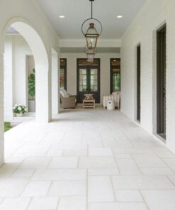 White tiles cheap pavers how to lay french pattern