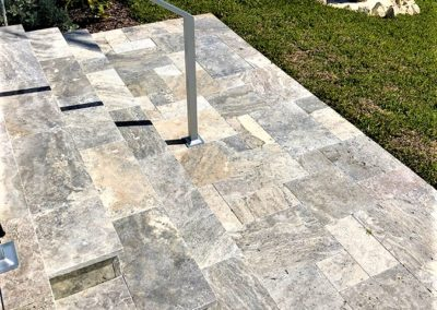 silver-travertine-paver-steps-cheap