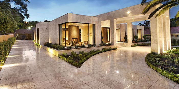 Pavers and tiles travertine Sydney and Brisbane