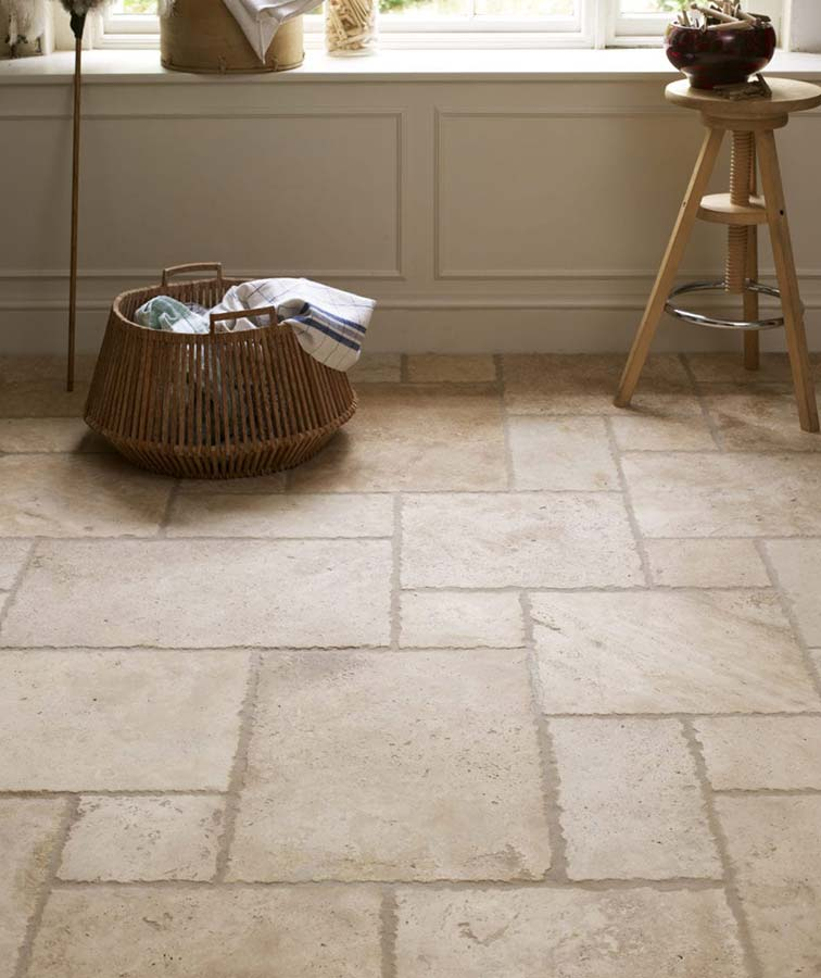 French pattern travertine tiles in melbourne