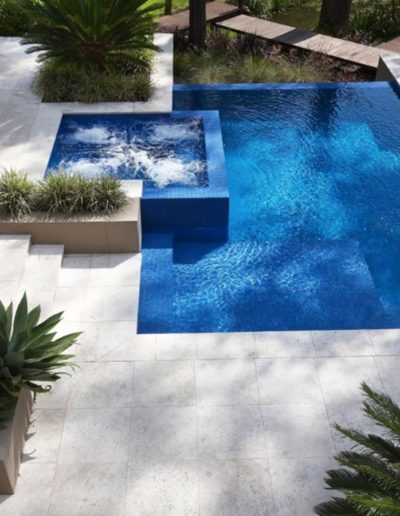 Ivory travertine tiles and pavers melbourne