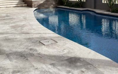 Why Silver Travertine Are The Hottest Pavers of 2019