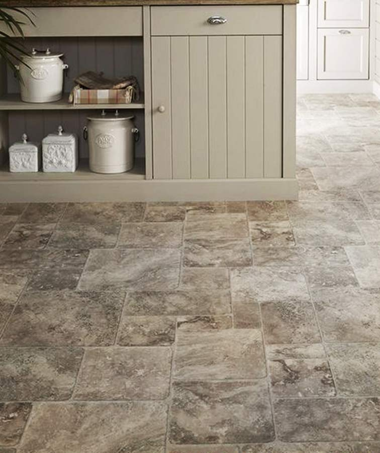 silver travertine pavers and tiles sydney kitchen tiling