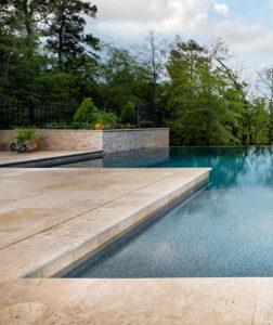 Bullnose pool coping tiles travertine pavers albury