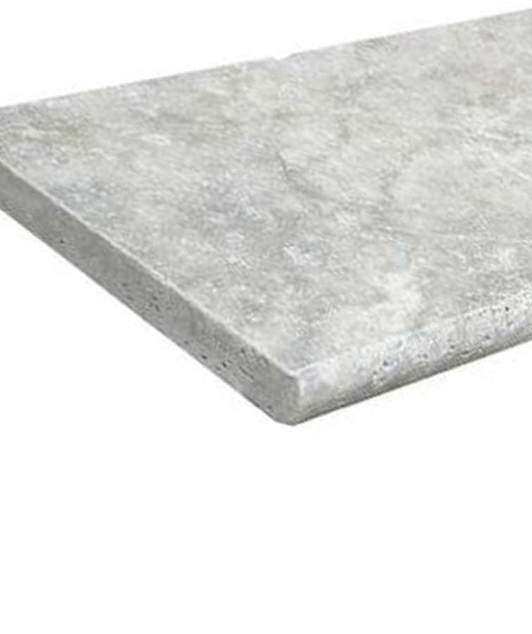 Grey stone pavers cheap tiles bullnose