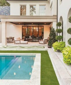 white pool coping tiles and pavers in Melbourne, sydney and brisbane