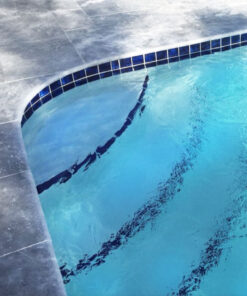 Melbourne tiles pool coping pavers grey