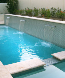 Travertine pool coping pavers cheap bullnose tiles
