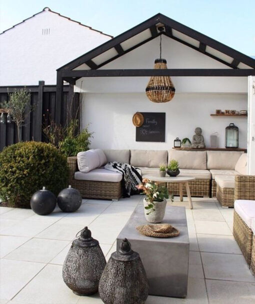 White tiles, pavers and stone paving in Sydney